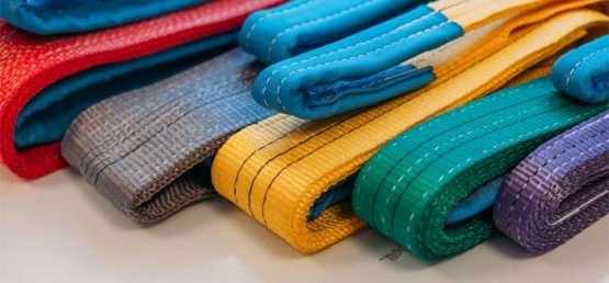 Особенности выбора текстильных строп
