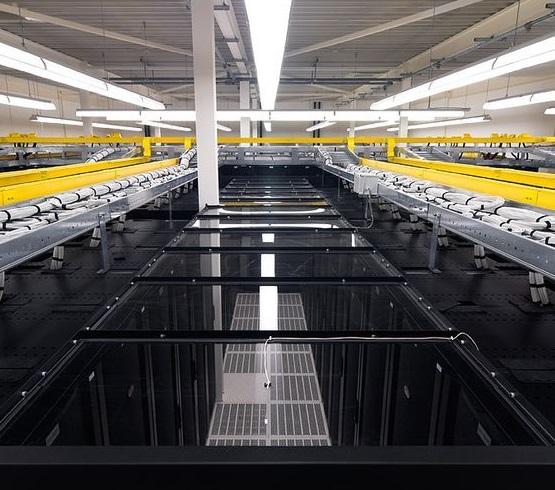 Сервера в Америке