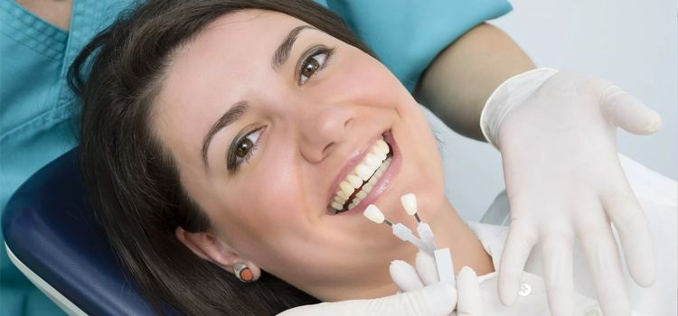 Блестящие зубы от профессионала