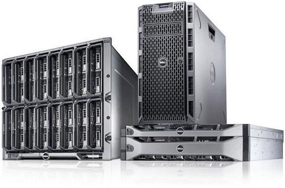 Сервера для работы с информацией