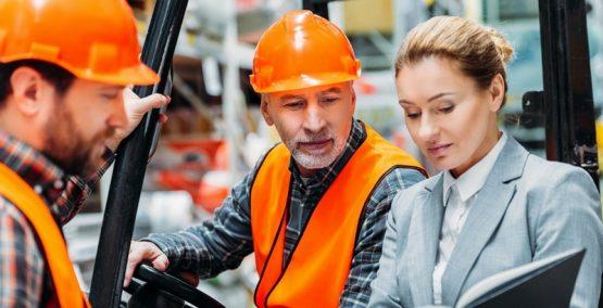 Полная безопасность производства